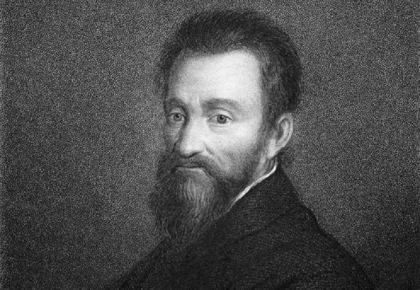 Микеланджело Буонарроти - фото