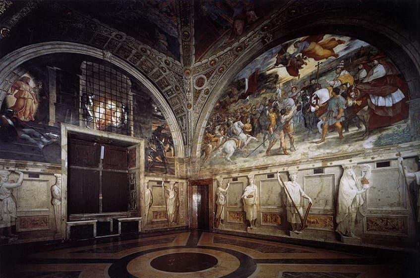 Станца д'Элиодоро - фото