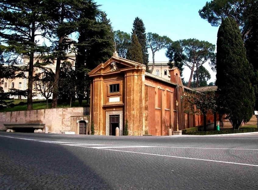 Церковь Санто-Стефано-дельи-Абиссини - фото