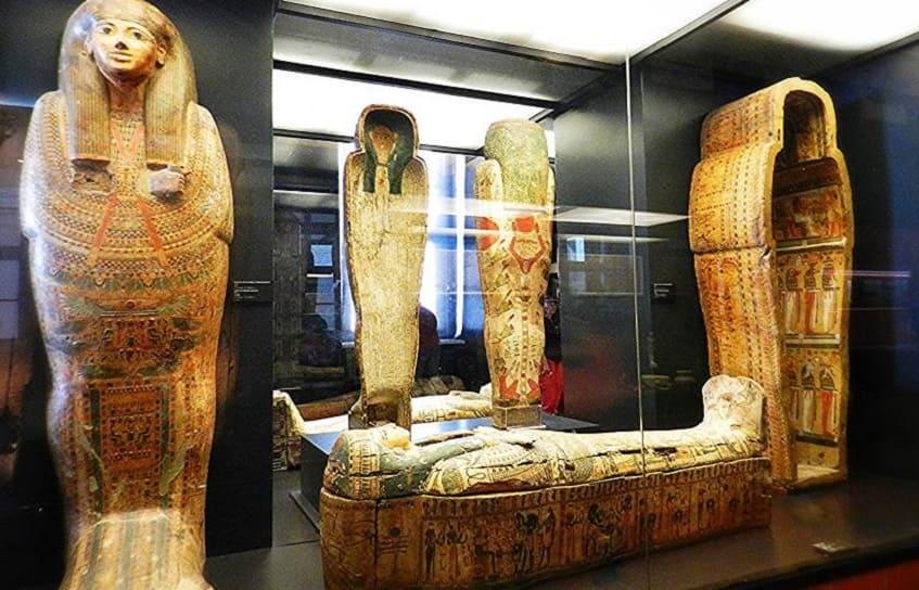Григорианский Египетский музей - фото