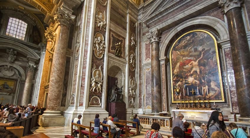 Капелла Святого Себастьяна - фото