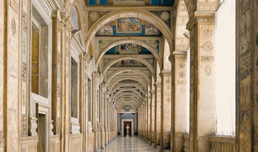 Лоджии Рафаэля в Ватикане - фото