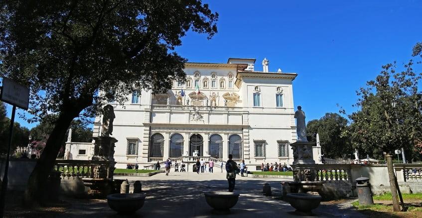 Вилла Боргезе в Риме: где находятся парк и сады, как добраться и что посмотреть