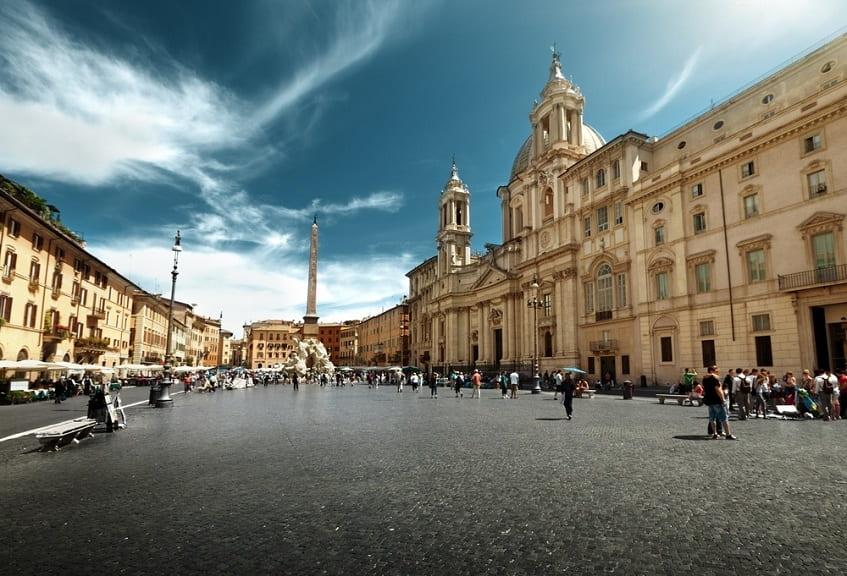 Centro Storico – исторический центр Рима - фото