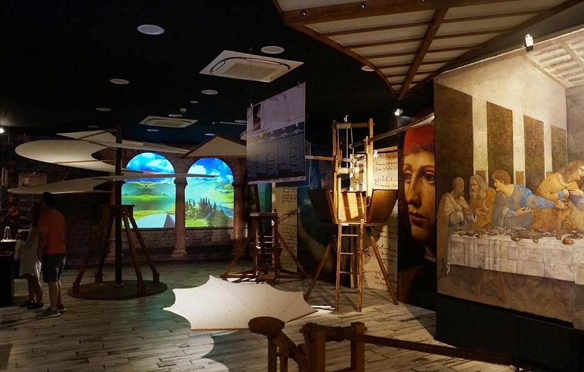 Leonardo da Vinci Experience - фото