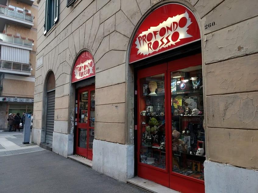 Museo degli orrori di Dario Argento – Музей ужасов - фото