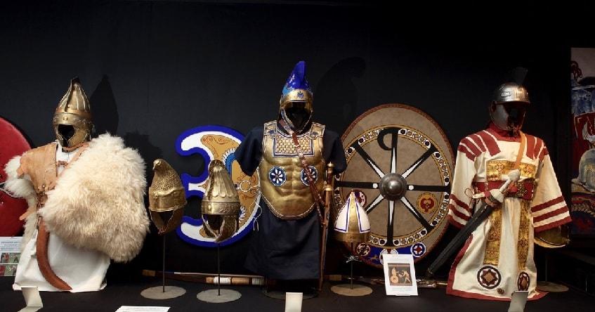 Музей гладиаторов — Gladiator Museum - фото