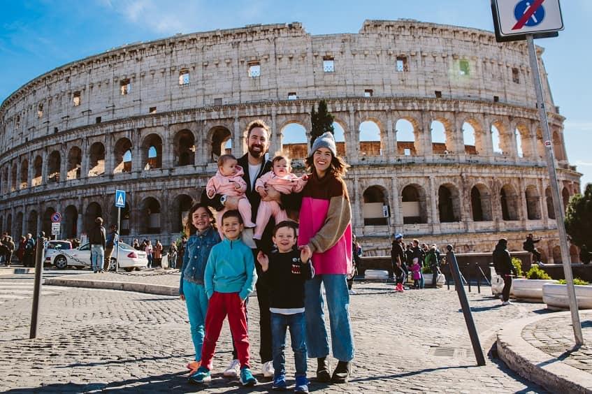 Рим с детьми – развлечения, достопримечательности, экскурсии - фото