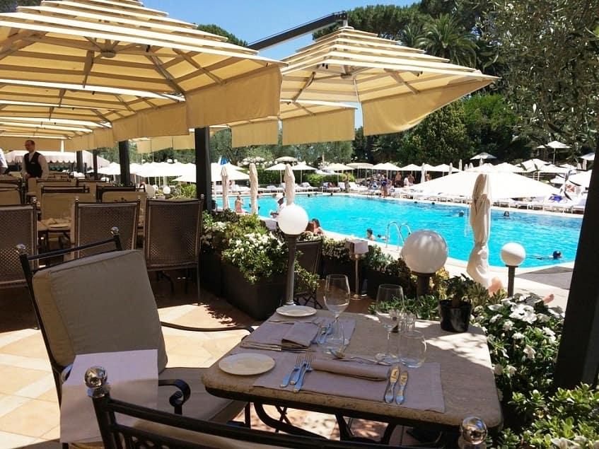 Семейные ресторан - L'Uliveto - фото