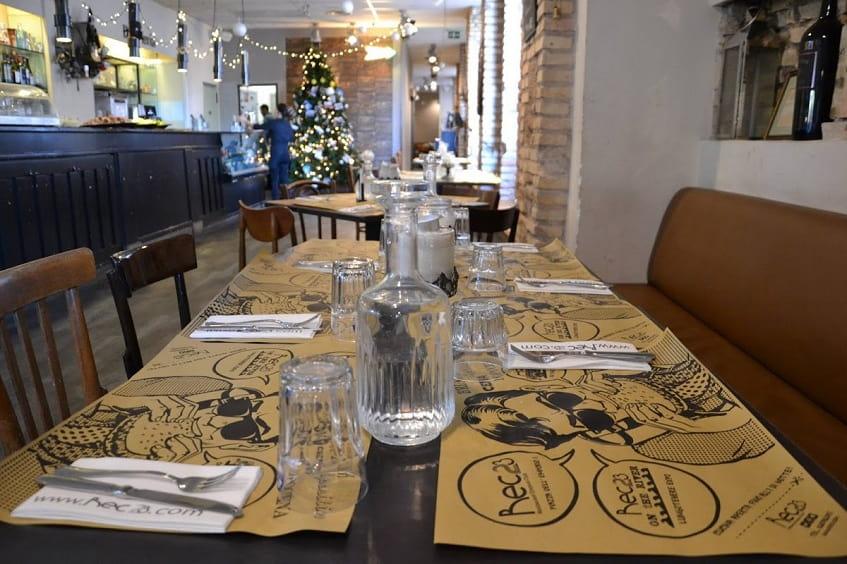 Семейные ресторан - Rec23 Restaurant Emporio Club - фото