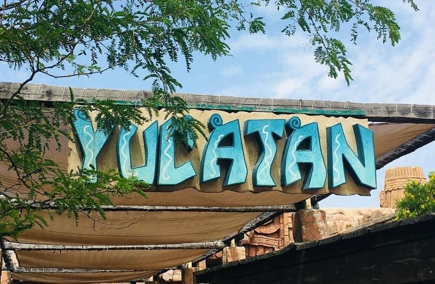 Закусочная «Юкатан» в Rainbow MagicLand - фото