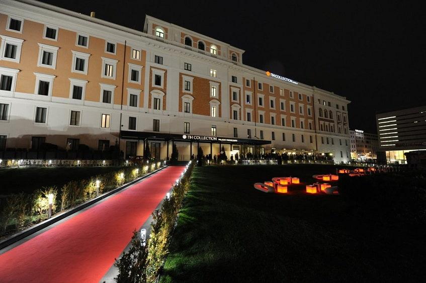 Отель - Palazzo Cinquecento - фото