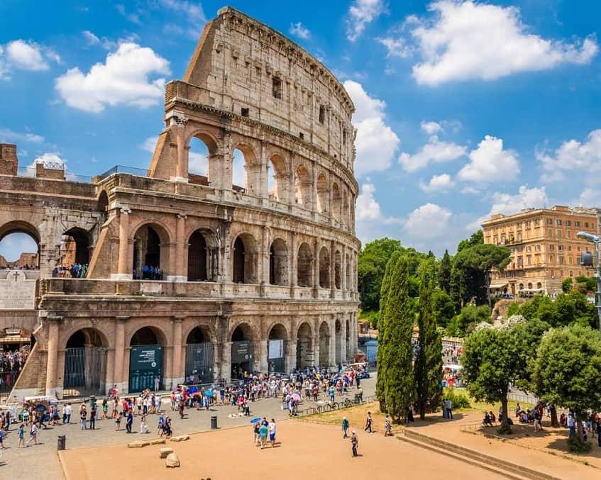 Символ величия Рима - фото