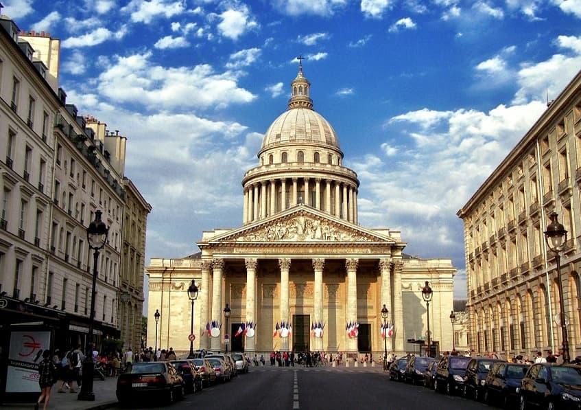 Парижский Пантеон - фото
