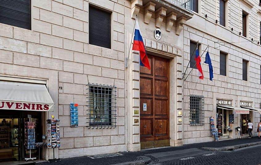 Посольство Российской Федерации в Ватикане - фото