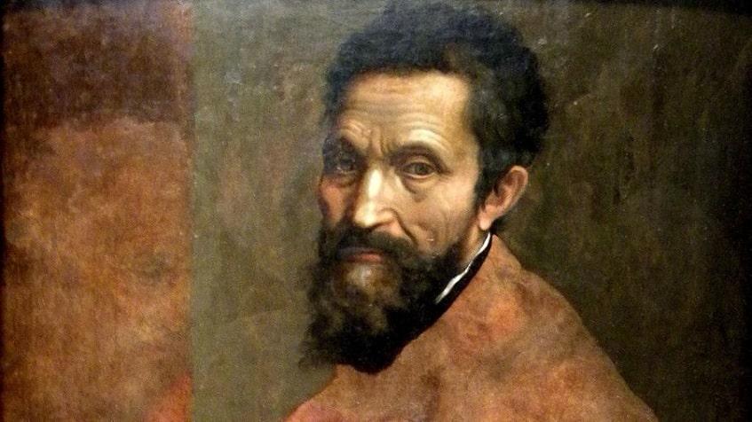 Микеланджело Буонарроти - портрет