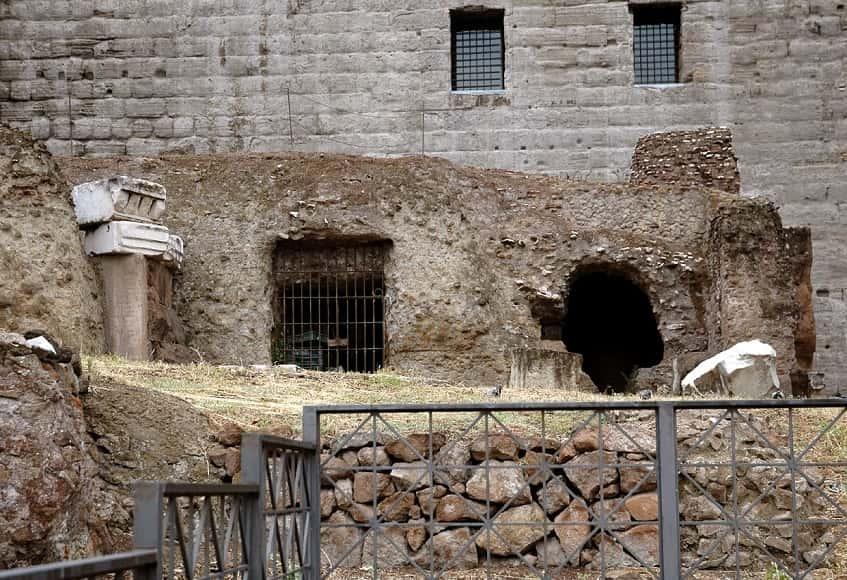 Храм Конкордии - фото
