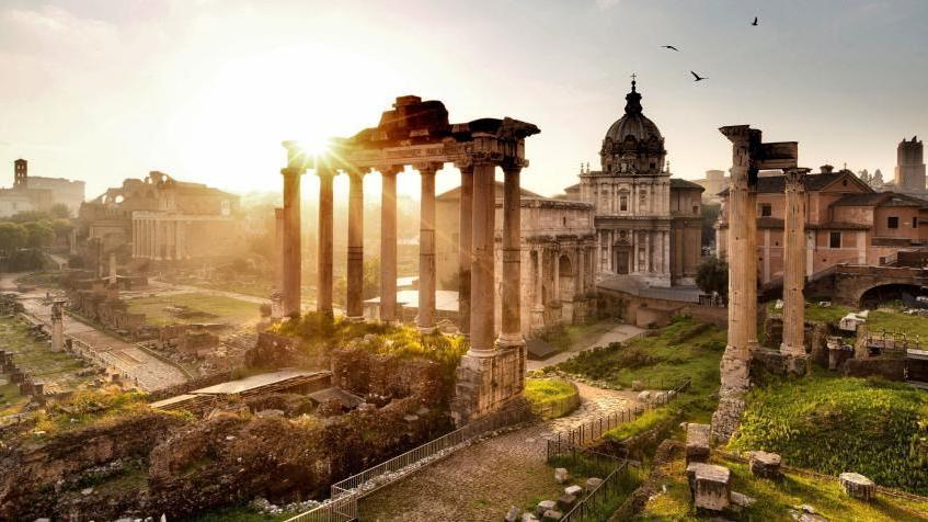 Римский форум - фото